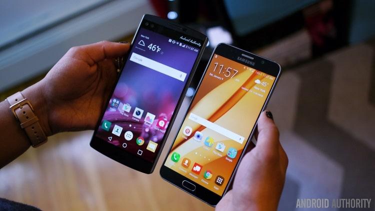 Điện thoại của bạn sử dụng màn hình loại nào??