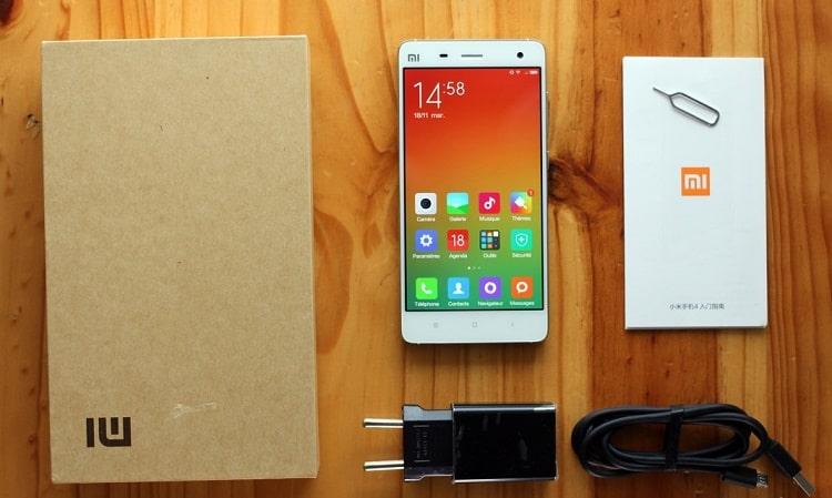Xiaomi Mi4 là một trong những chiếc điện thoại Mình rất thích!