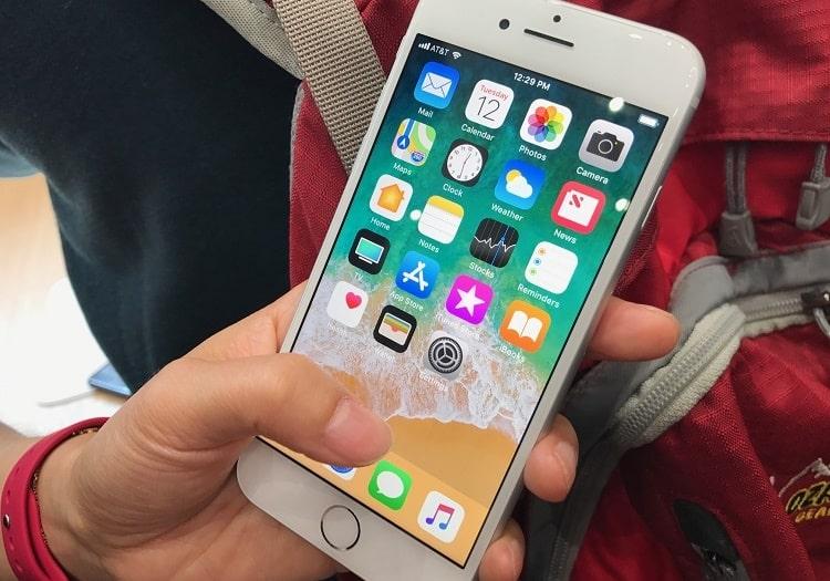 iPhone 8 Plus nhanh hết Pin - Câu chuyện không của riêng ai