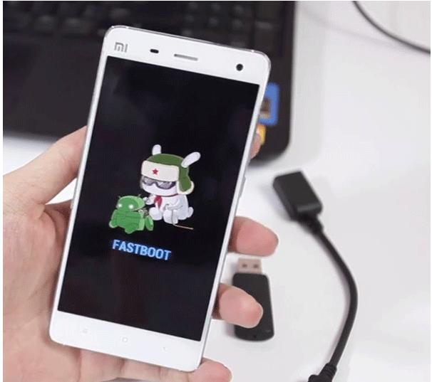cách thoát khỏi chế độ Fastboot Xiaomi