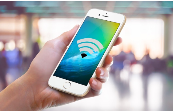 xem danh sách Wifi đã truy cập trên iPhone