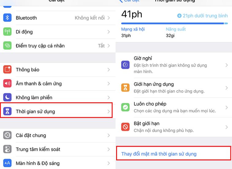 Cách khóa một ứng dụng trên iPhone bằng mật khẩu