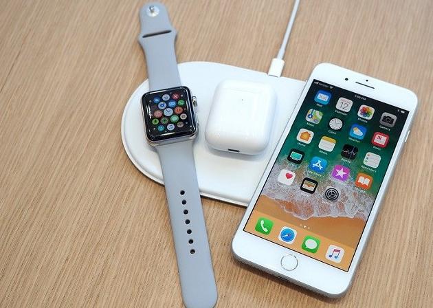 Sạc không dây samsung có dùng được cho iPhone