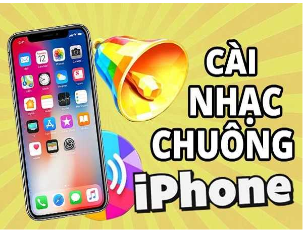 Lỗi tại sao không cài được nhạc chuông cho iPhone