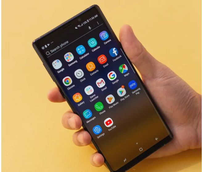 Tại sao điện thoại Samsung mất âm thanh media?