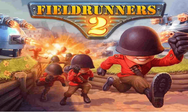 game Fieldrunners 2 cho android
