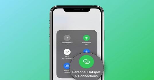 iPhone tự ngắt điểm truy cập cá nhân