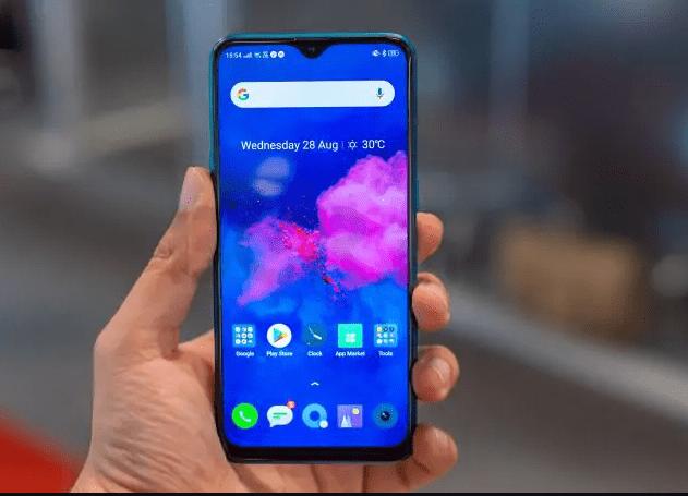 Realme 5 Pro- điện thoại chơi game tốt nhất 2020