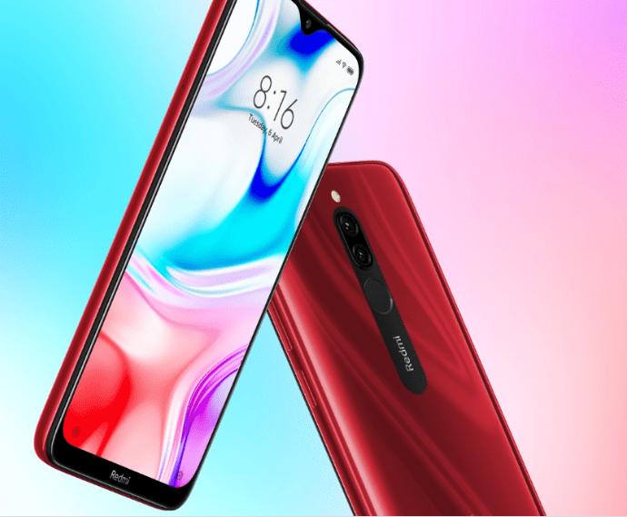 Xiaomi Redmi 8- điện thoại tốt nhất giá rẻ