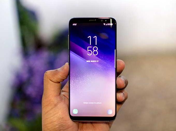 Nguyên nhân dẫn đến màn hình Samsung bị đen 1 góc