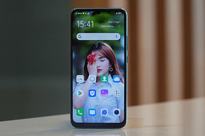 Vivo S1 điện thoại chơi pubg mobile mượt
