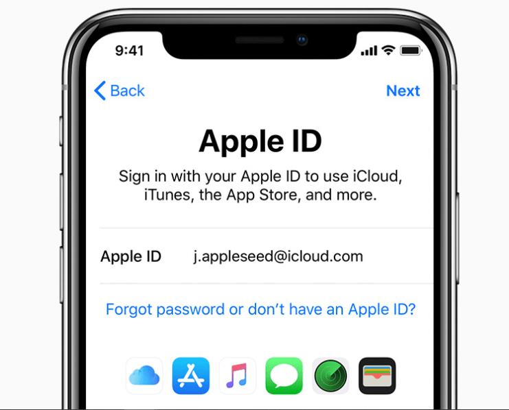 Tại sao không cập nhật được ứng dụng trên iPhone?