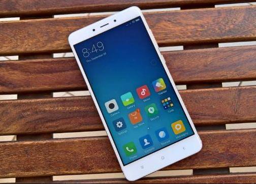 điện thoại Xiaomi bị sập nguồn