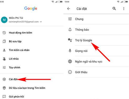 Tắt bỏ tính năng Nhập giọng nói của Google trên Oppo
