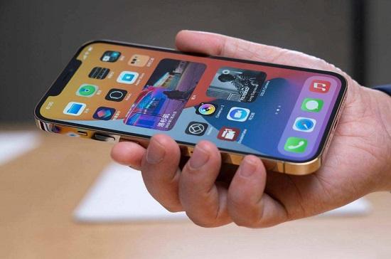 Ghi âm cuộc gọi iPhone 12 Pro Max