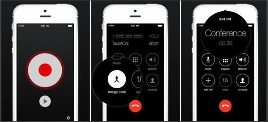 Ứng dụng ghi âm cuộc gọi iPhone 12 Pro Max