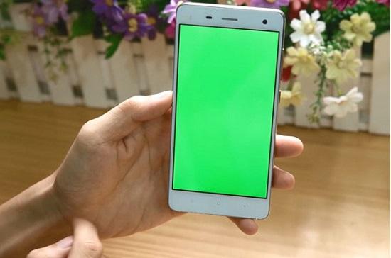 Kiểm tra màn hình cảm ứng Xiaomi