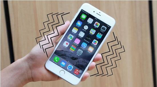 Nguyên nhân iPhone bị lỗi rung liên tục